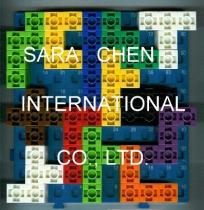 2cm Cube N Board Set 101 Pcs Per Set