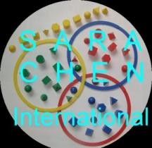 Small Sorting Rings With 3D Shapes