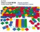 Color Tiles (Square Counters)