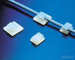 0520 KSS 粘式固定夾(Self-Adhesive Wire Clip)