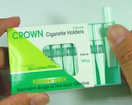 香煙濾嘴 (Crown  Cigarette Filters)