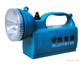 SK-618 3W LED手提燈
