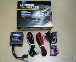 汽車大燈控制器 (DRL - Daytime Running Light Controller)