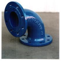 彎頭 ductile iron pipe fittings