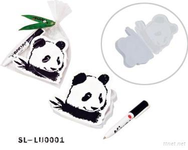 Mini Ball Pen With Note Pad Set