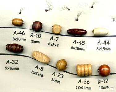 01- Wooden Beads