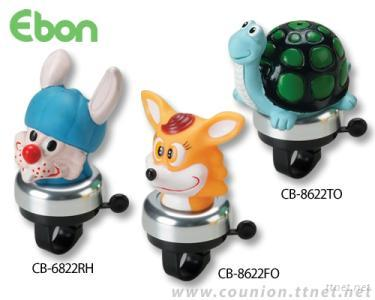 CB-8622RA Bicycle Figure Bell