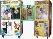 Toy Pluse Crane Machine
