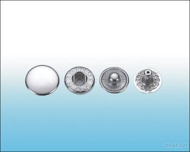 11mm, Spring Snap Buttons SB-203