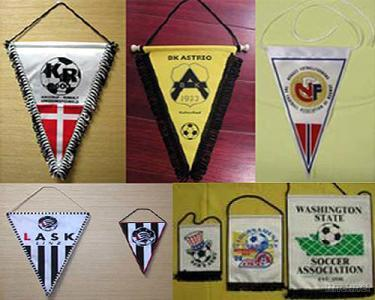 banners and pennants