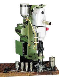 Portable Automatic Magnetic Chuck Drilling Machine