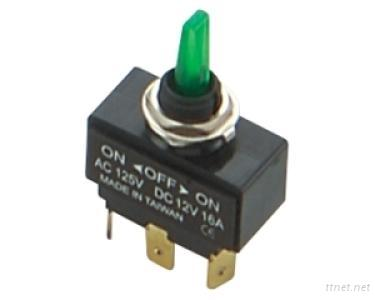 LTS-022 Series - Toggle Switches