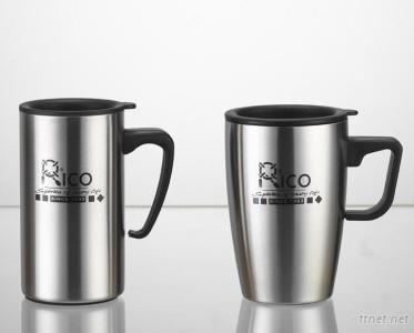 Stainless Steel Double Wall Cup 280Ml, 300Ml