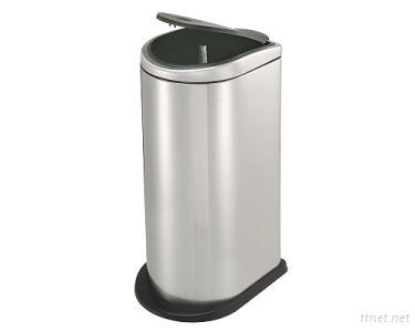 SONGTE Trash Can  Push-To-Open