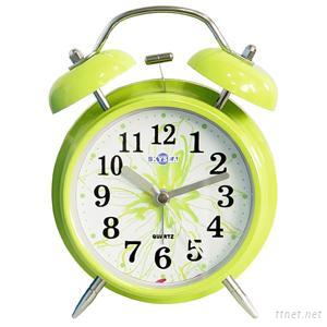 4 Inches Metal Twin Bell Alarm Clock
