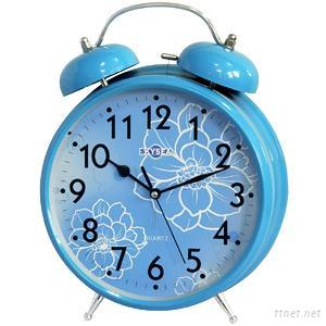 8 Inches Twin Bell Alarm Clock