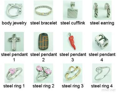 316L Stainless Steel Jewelry