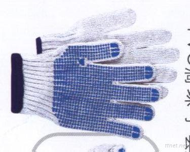 Sting Knitted Working Gloves