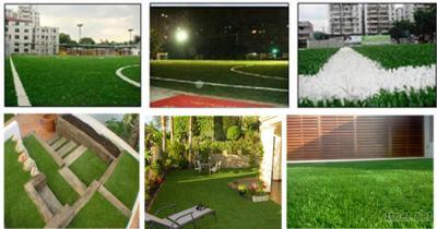 Artificial Grass ( Synthetic Turf,  Artificial Lawn)