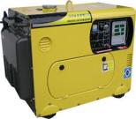 Energy-Saving Rare Earth PM Diesel Generators