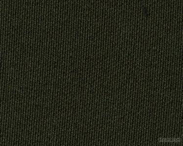 Wool Polyester Blended Serge Military Uniform Fabric