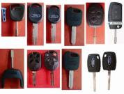 Transponder Keys And Shells For Ford Cars