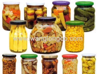 CannedVegetable, CannedFood