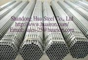 Hot-dipped Galvanized Steel Pipes