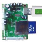 Audio Player With USD & SD card