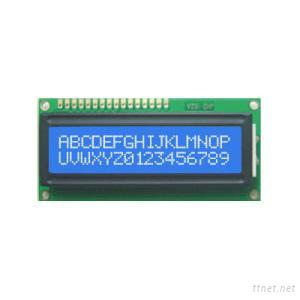 16*02 Character LCD Modules/STN LCD Module