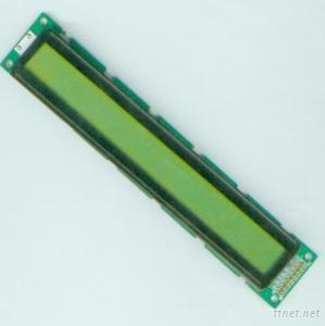 Stn/ Fstn Character LCD Module LED Back Light(Yellow-Green Or Blue White Or Grey White)20X04 20X2 20X1