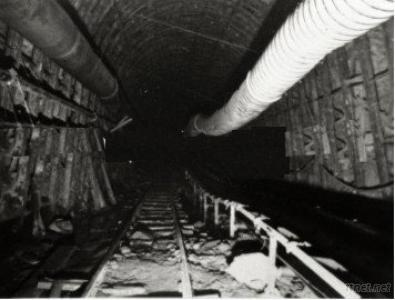 Flexible Spiral Duct For Mines & Tunnels