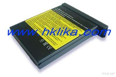 Rechargeable Laptop Battery, Notebook Battery