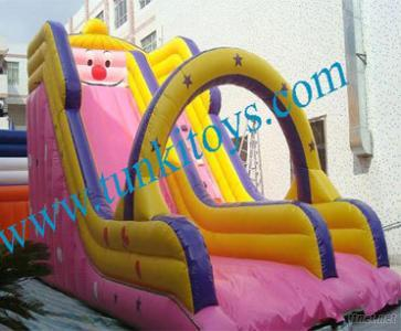 Castle Inflatable Slide,  Inflatable Bouncer