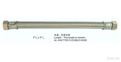 Al.-Knitted Flexible Hose