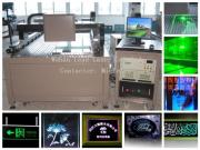 Glass Decoration Laser Subsurface Engraving Machine
