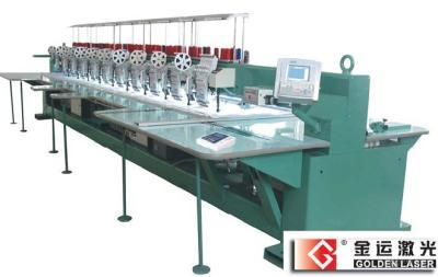 Laser And Embroidery Machine
