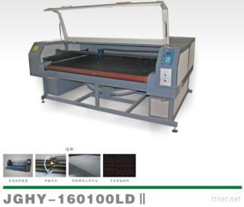 Automobile Covers Two Heads Laser Cutting Machine