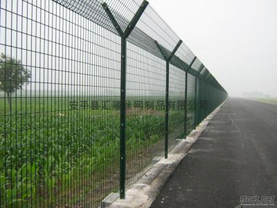 Airport Security Fence/Welded Wire Mesh Fence