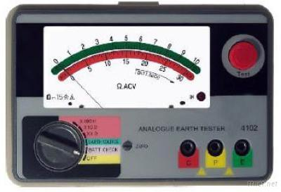 Insulation Earth Tester