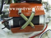 Silicone Rubber Heater With 3M PSA