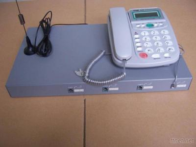 4 Channels Gsm FWT/ Gateway With Imei Changer