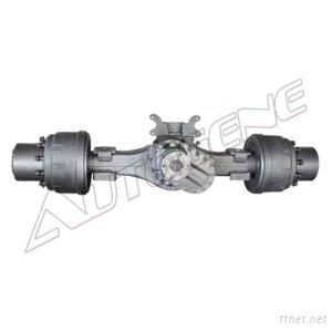 Truck Double Rear Axle For Sinotruk HOWO Aftermarket Parts