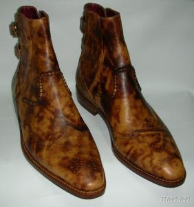Handmade Casual Leather Shoes