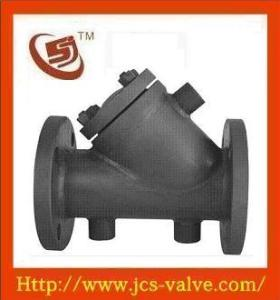 Jacket Y-Strainer, Jacketed Strainers
