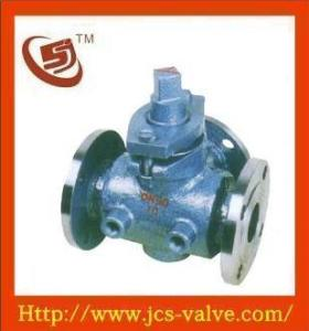 Jacket Plug Valve, Jacketed Plug Valve