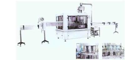 Automatic Water Washing Filling Capping Machine