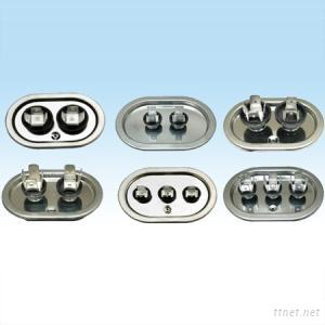 Oval Capacitor Covers