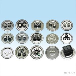 Round Capacitor Covers