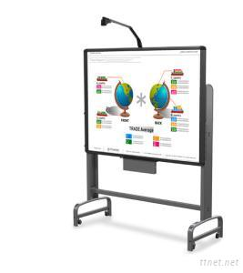 Optic Interactive Whiteboard With Stand